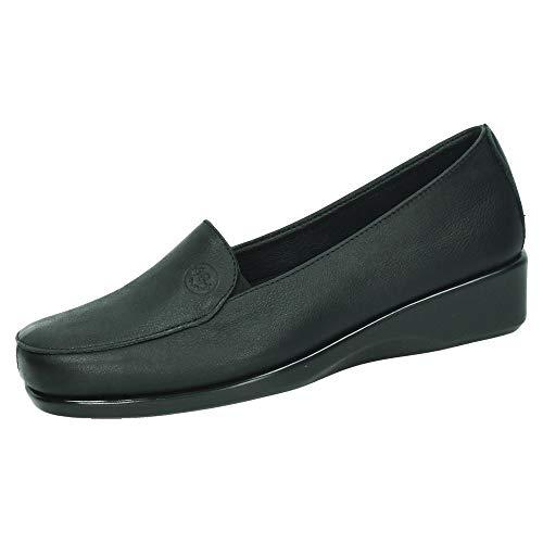48 HORAS 10301/01 Mocasines Piel 48 HR Mujer Zapatos MOCASÍN