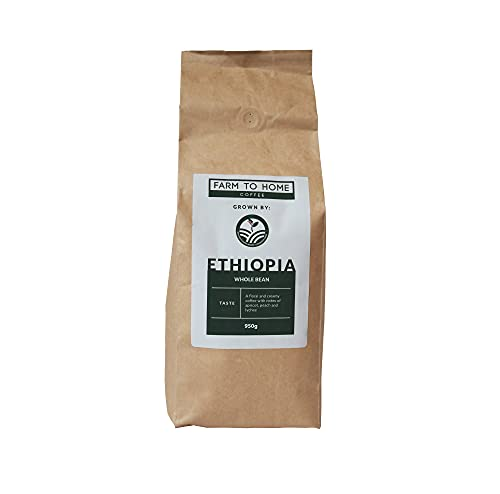 Ethiopian Yirgacheffe Coffee 1kg | Single Origin | Whole bean | Farm to Home | A floral and creamy coffee with notes of apricot, peach and lychee.