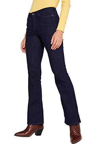 ESPRIT Damen 129Ee1B008 Jeans, Blau (Blue Rinse 900), W29/L32 (Herstellergröße: 29/32)