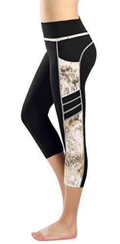 New Mincc 3/4 Pantalon Sport Leggings Basique pour...