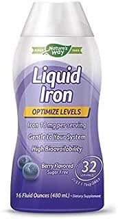 Best liquid iron vitamins Reviews
