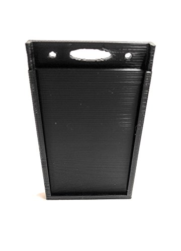 RSA SmartID Token Badge Holder (Black)