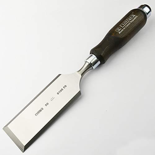 Narex Stechbeitel - flach mit dunklem Griff 50 mm