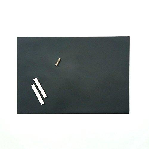 Magnethaftende Tafelfolie MAGSTICK® I mag_107 I DIN A2 I Wand-Tafel beschreibbar zuschneidbar I Rückseite selbstklebend