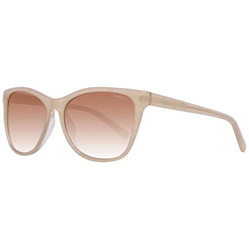 ESPRIT ET17871 56565 Sonnenbrille ET17871 565 56 Schmetterling Sonnenbrille 49, Cream
