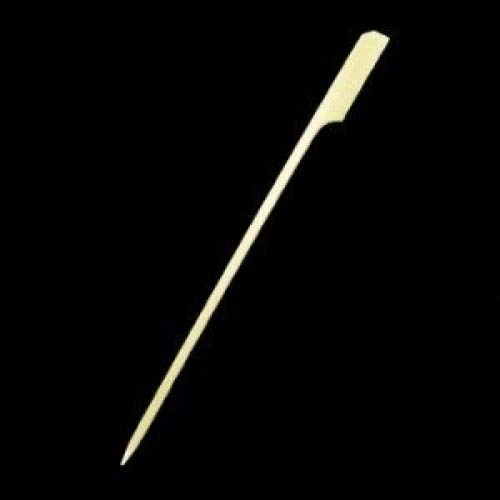 100 Piques bambou stick Golf 15 cm