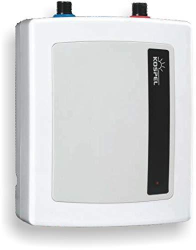 SOMATHERM FOR YOU - Chauffe-eau électrique instantané sous/sur lavabo et évier puissance 5,5kW.