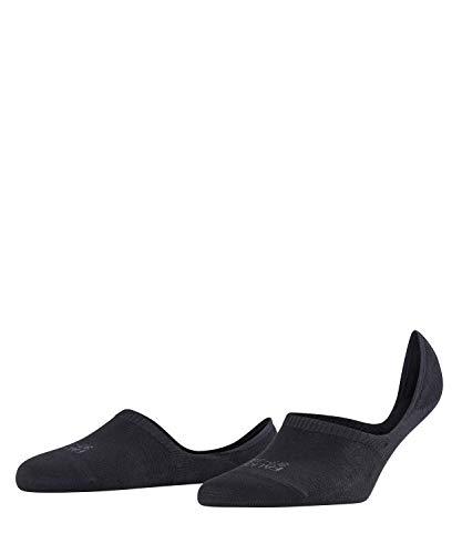 FALKE Damen Füßlinge Step - Baumwollmischung, 1 Paar, Schwarz (Black 3009), Größe: 39-40