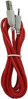Smays 10 Feet Long Data and Charging Cord for Nabi 2 II NABI2-NV7A NABI2-NVA, 3 Meters,Colors may vary(Pink/red)