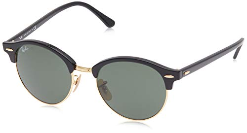 Ray-Ban RB4246 901 51 Rayban RB4246 901 51 Rund Sonnenbrille 40, Silber