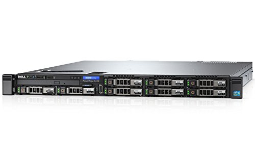 DELL PowerEdge R430 1.7GHz E5-2603V4 550W Rastrelliera (1U) server