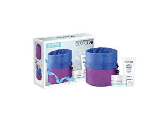 Deborah Milano - Dermolab Crema Ultra Hidratante 50 ml + Leche Limpiador Hidratante Tubo 50 ml + Beauty Case Regalo