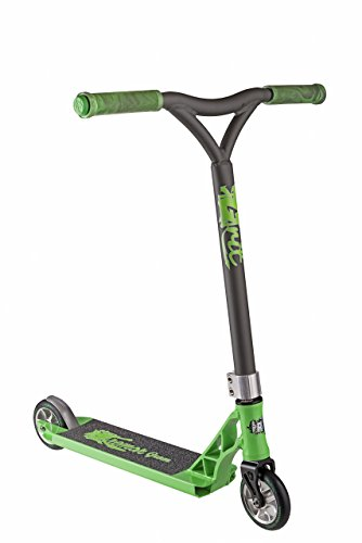 Grit Scooter Tremor GROM Acid Green/Satin Grey