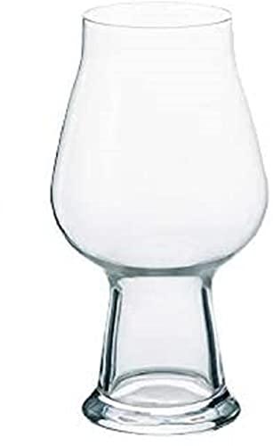 Luigi Bormioli Birrateque Craft Beer Glasses IPA/White
