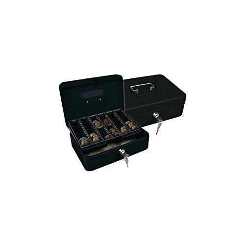 Q-Connect - Scatola portatutto 250x180x90 Mm Nero