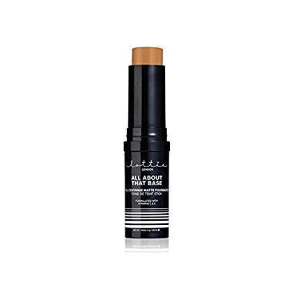 Lottie London All About that Base Full Coverage Matte Foundation...