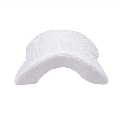 qaz Memory Cotton Bedding Pillow Anti-Pressure Hand Pillow Neck Slow Rebound Multi-Function Pillow Household Silk Couple Pillow (Color : 1 pcs, Size : 3035cm)