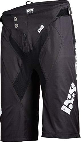 IXS Unisex-Erwachsene Race Shorts Black M Hose, Schwarz, M