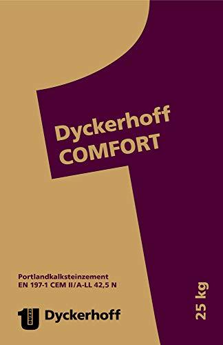 Dyckerhoff Sackzement CEM II/A-LL 42,5 N Chromatarm a 25 kg Sack Comfortzement Standard