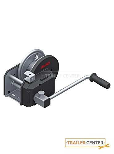 AL-KO- Seilwinde gebremst PLUS • Typ 901 PLUS mit Abrollautomatik • ohne Seil / Band bis 900kg