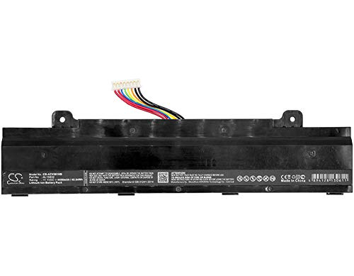Cameron Sino 11.1V/4400mA AL15B32 Replacement Battery for Acer Aspire V5-591G-75C9,Aspire V5-591G-75GP,Aspire V5-591G-75YC,Aspire V5-591G-76R6,Aspire V5-591G-777P Battery