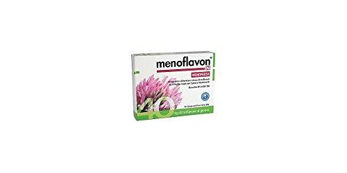 Integratore Alimentare Per I Disturbi Legati Alla Menopausa A Base Di Isoflavoni Di Trifoglio Rosso Menoflavon N 30 Capsule