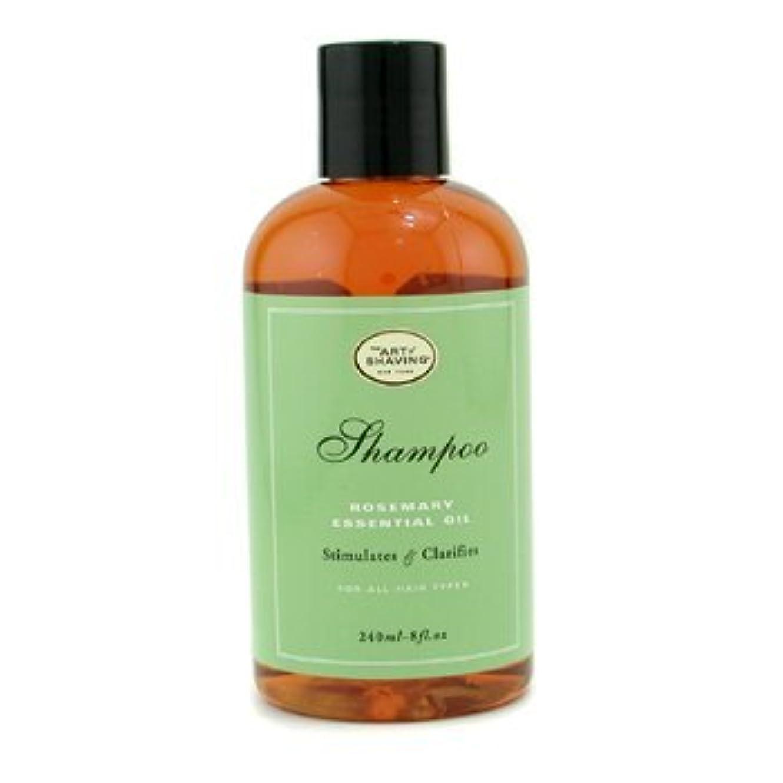 [The Art Of Shaving] Shampoo - Rosemary Essential Oil ( For All Hair Types ) 240ml/8oz