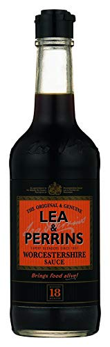 Lea & Perrins Worcestershire sauce 1 x 290ml