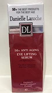 Danielle Laroche 50 + Anti Aging Eye Lifting Serum 1 FL OZ
