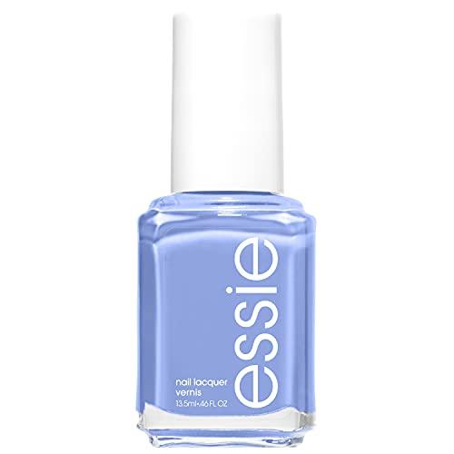 essie Nail Polish, Glossy Shine Sparkling Blue, Bikini So Teeny, 0.46 Ounce
