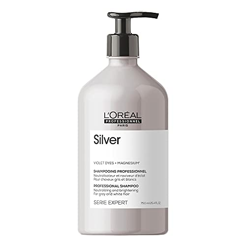 L'Oréal Professionnel Champú Silver 750 ml