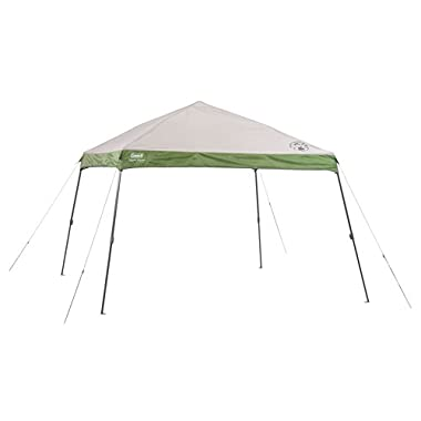 Coleman Wide Base Instant Canopy Tent, 12 x 12 Feet