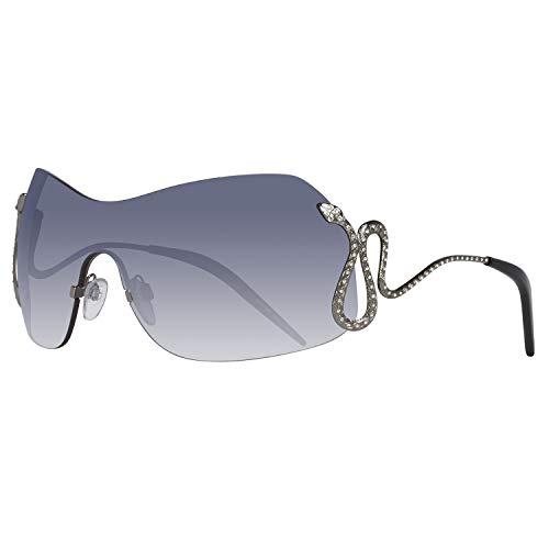 Roberto Cavalli Sunglasses Rc896s 14c 00 Gafas de sol, Plateado (Silver), 155.0 para Mujer