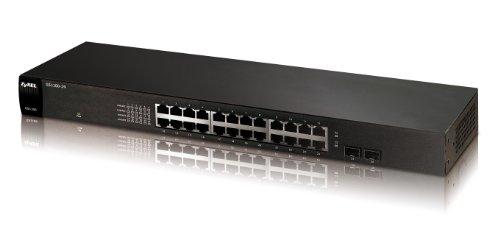 ZyXEL GS1100-24 24 Port Gigabit Unmanaged Switch