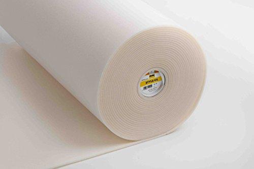 Vlieseline Style Vil weiß 72cm Breite