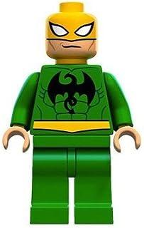 LEGO Superheroes: IRONFIST Minifigura (MARVEL)