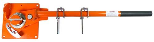 Biegegerät GRO-4 Handbiegemaschine Eisen 6-16mm Eisenstangen Biegemaschine Biegevorrichtung Formenbieger