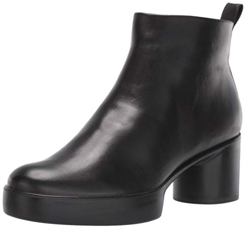 ECCO womens Shape Sculpted Motion 35 Ankle Boot, Black, 8-8.5 US