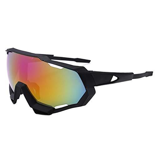 WZXCAP For el Ciclismo Gafas Hombres Mujeres Bicicletas Glassess Protección de la...