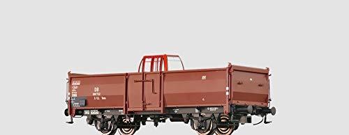 Brawa 48626 Offener Güterwagen E-52 OMM DB, mit Ladegut Seilbahngondel