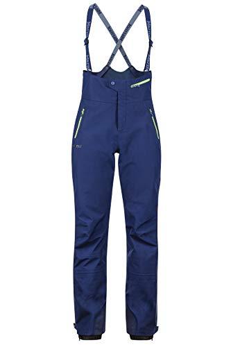 Marmot Damen Wm's Spire Bib Hardshell Ski- Und Snowboard Hose, Winddicht, Wasserdicht, Atmungsaktiv, Arctic Navy, XXL