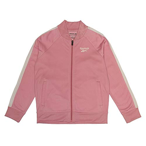 Reebok Big Tricot Track Jacke für Kinder L Pink