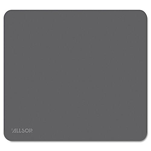 Allsop 30201 Accutrack Slimline Mouse Pad, Graphite, 8 3/4-Inch x 8-Inch