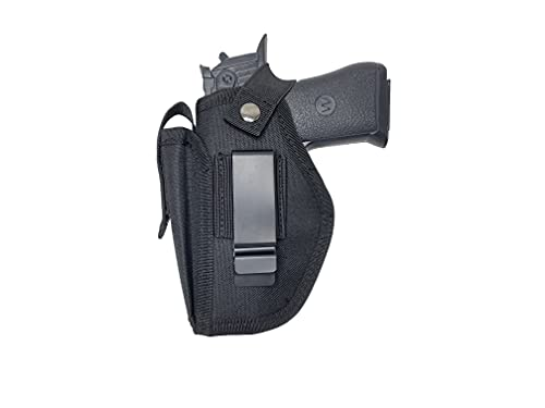Vacod Universal Gun Holster with Mag Pouch for Concealed...