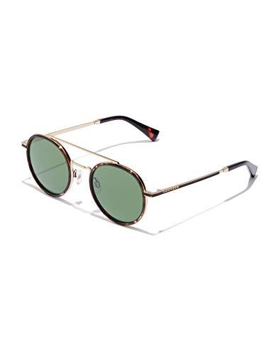 HAWKERS Gen Gafas de sol, GREEN, One Size Unisex Adulto