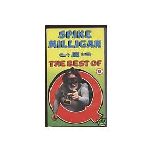 Spike Milligan In The Best Of 'Q'