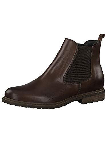 Tamaris Damen 1-1-25056-25 Chelsea Boot 356