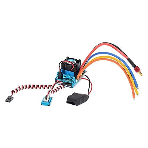 SM SunniMix RC 120A Controlador de Velocidad eléctrico ESC sin escobillas para...