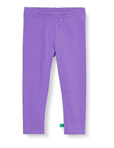 Fred'S World By Green Cotton Alfa Leggings Baby, Violet (Purple 018363301), 68 Bébé Fille