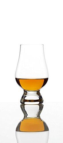 Stölzle Lausitz Glencairn Glas 190ml, Whiskygläser, Whisky, 4er Set, spülmaschinentauglich, ideal als Geschenkidee